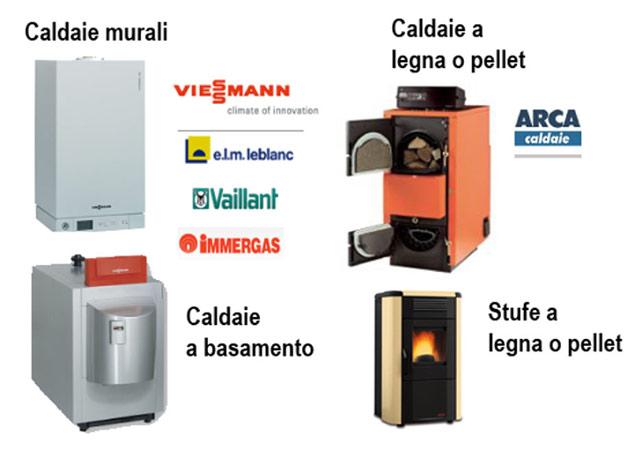 Istallazione e manutenzione di impianti di riscaldamento - Impianti stufe a pellet ...