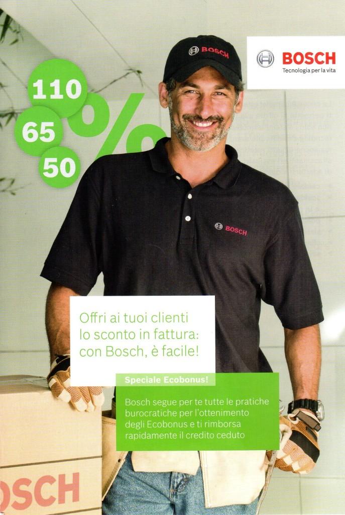 bosch incentivi fiscali 2